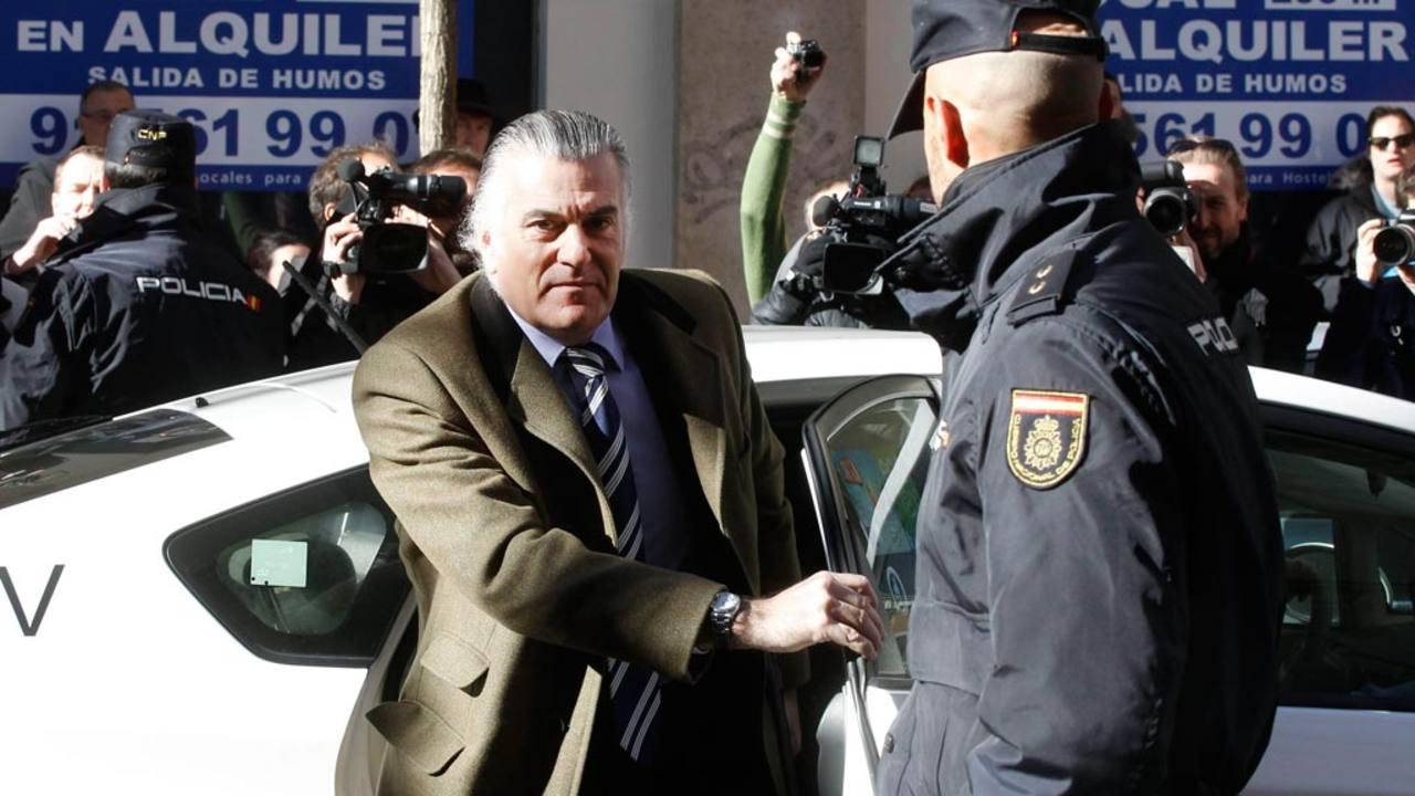 Imagen de archivo del extesorero del PP Luis Bárcenas