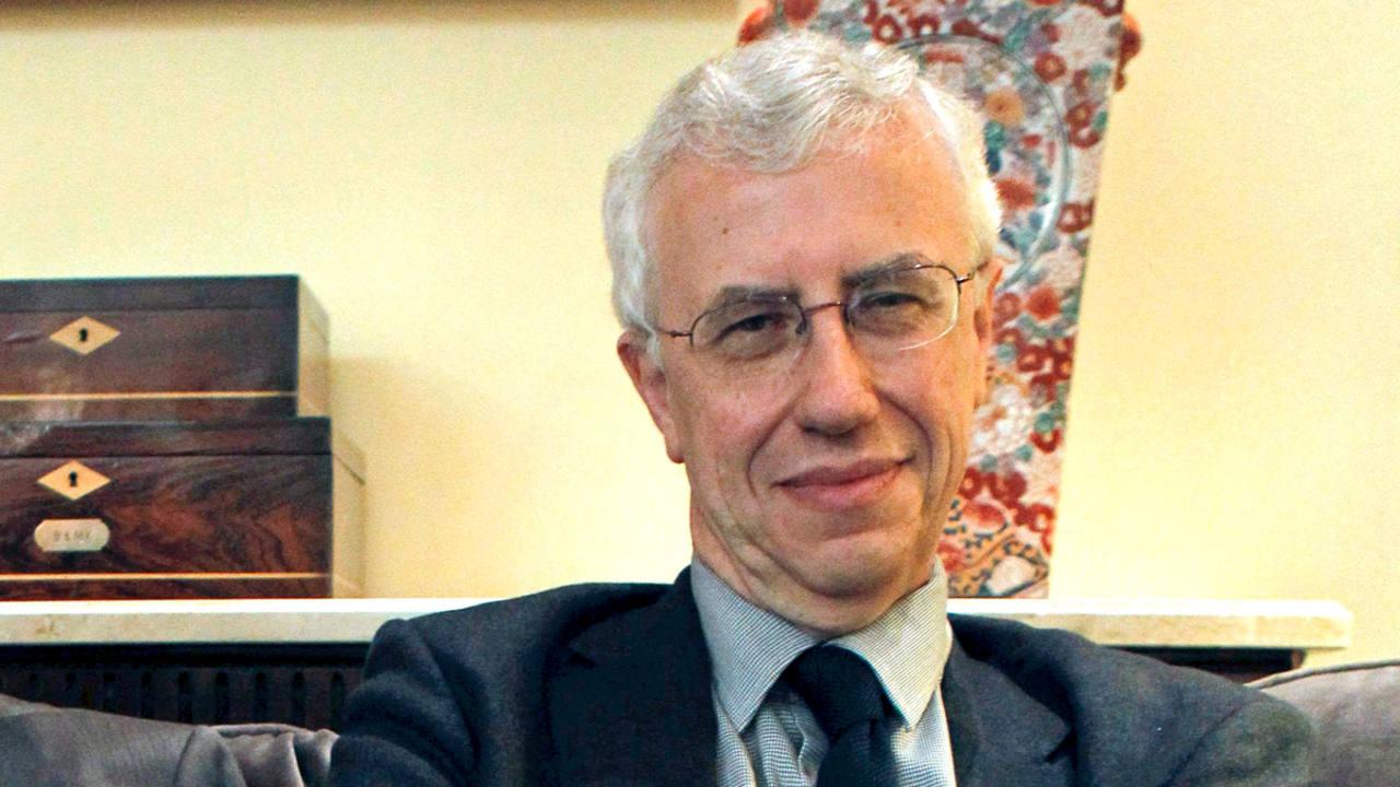 Imagen de archivo del físico José Manuel Sánchez Ron.