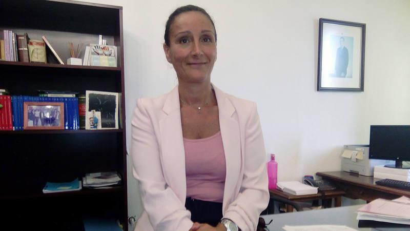 Imagen de archivo de la jueza que instruye el caso de los ERE, María Núñez Bolaños