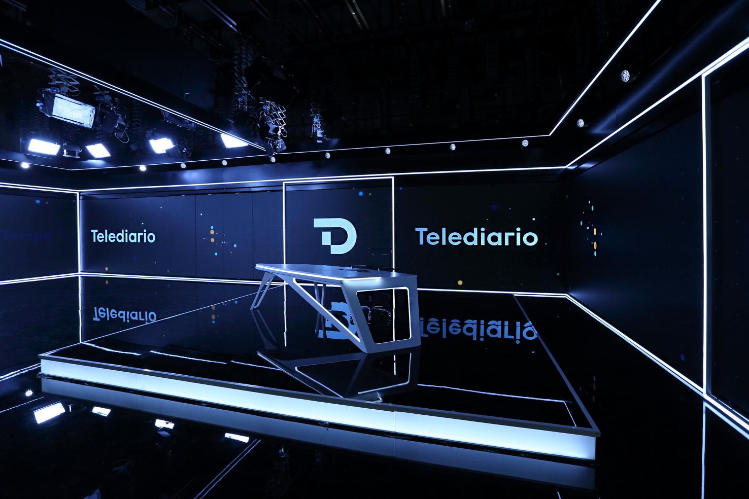 Imagen de los nuevos Telediarios