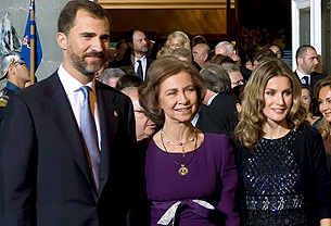Ver vídeo  'Las imágenes de la gala de entrega de los Príncipe de Asturias'