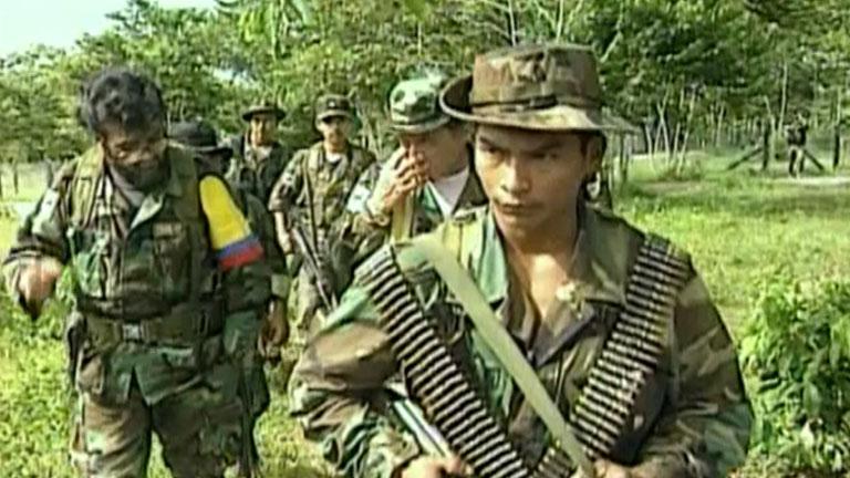 Colombia difunde imágenes de la operación en la que mató a Alfonso Cano, líder de las FARC