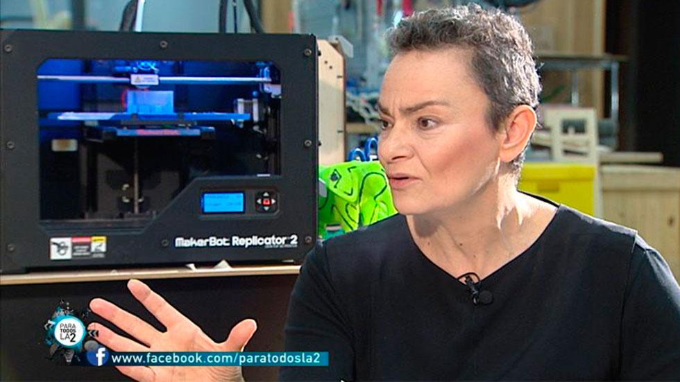 Para Todos La 2 - Innovación - Las impresoras 3D son la nueva tendencia tecnológica