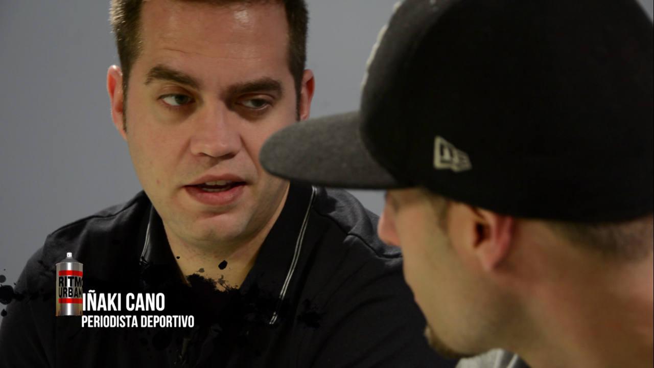 Iñaki Cano, periodista deportivo, nos cuenta la relación del hip hop con el baloncesto