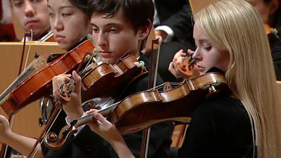 Los conciertos de La 2 - Inauguración Escuela Reina Sofía Temp. 2015-2016 (parte 2)