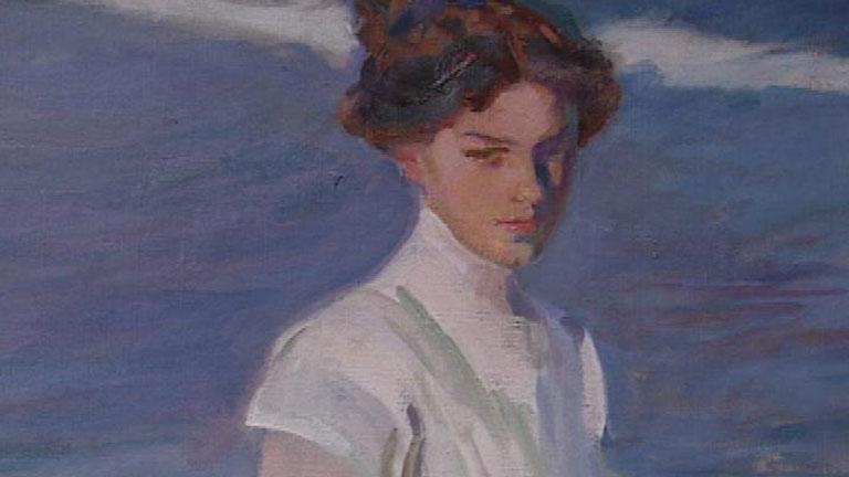El museo sorolla rinde homenaje a clotilde esposa y musa - Pintor valenciano ...