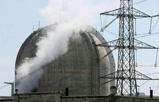 Resultado de imagen de accidente nucleares TARRAGONA VANDELLOS ESPAÑA