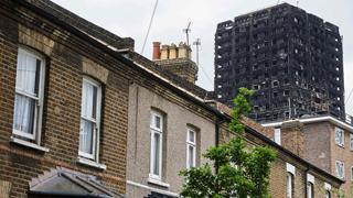El incendio de la torre de Londres comenzó al arder una nevera defectuosa