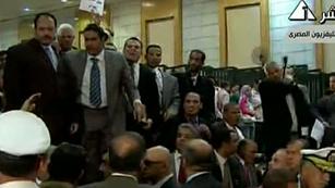 Incidentes en Egipto tras la condena a Mubarak