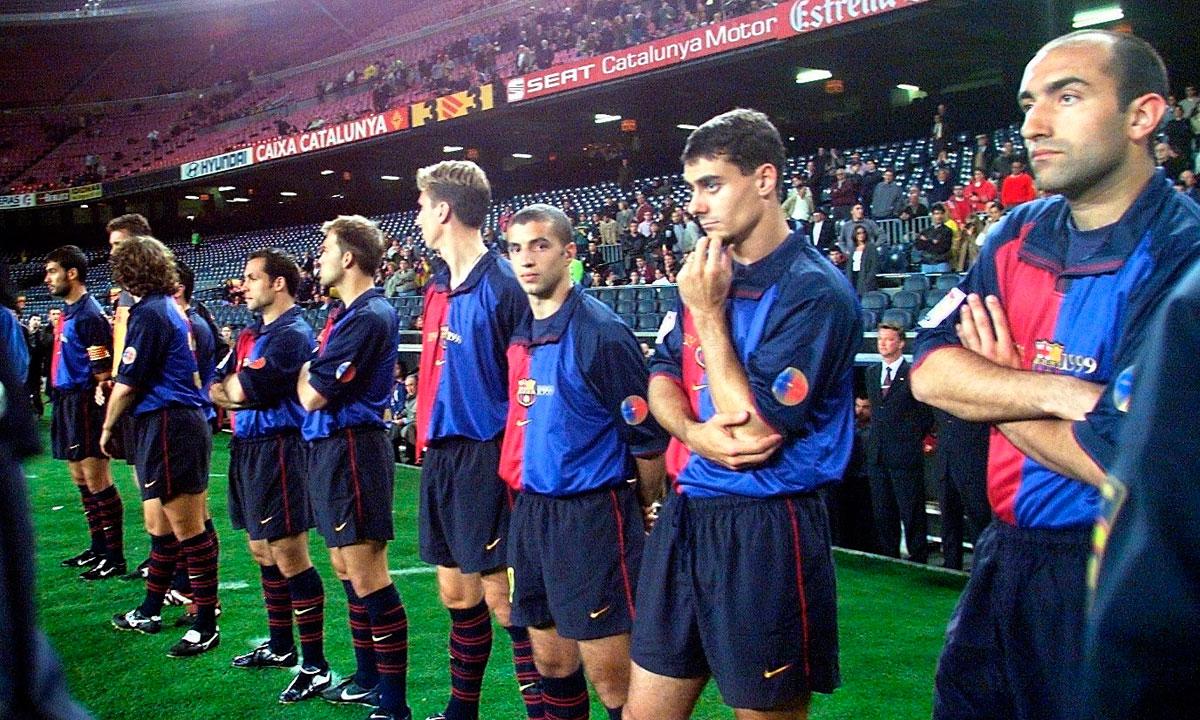 Incomparecencia del Barcelona ante el Atlético