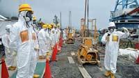 Ir al VideoIncrementan hasta el nivel 3 la alerta por la fuga de agua contaminada en Fukushima