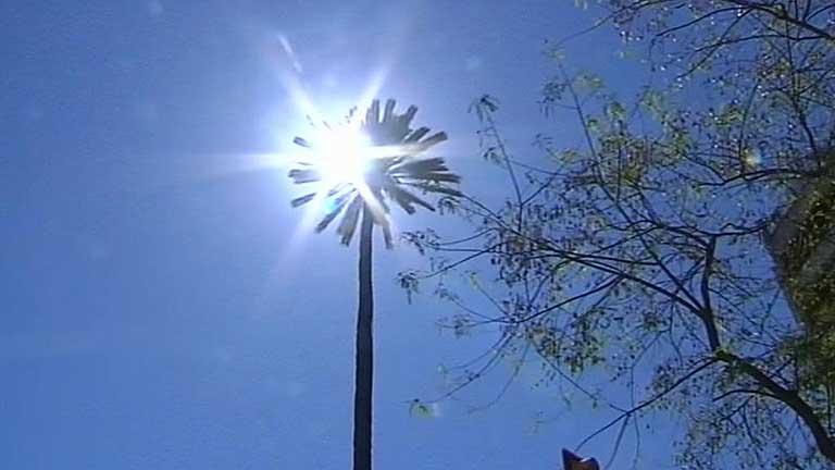 Una masa de aire africano incrementará las temperaturas en 10 grados