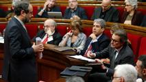 Ir al VideoEl 'no' a la independencia de Cataluña gana por un punto a los que quieren la secesión en el sondeo del CEO