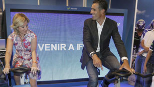 Indurain ve a España con buenas opciones en el Mundial de Ciclismo