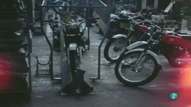 Moments -  La indústria del motociclisme a Catalunya