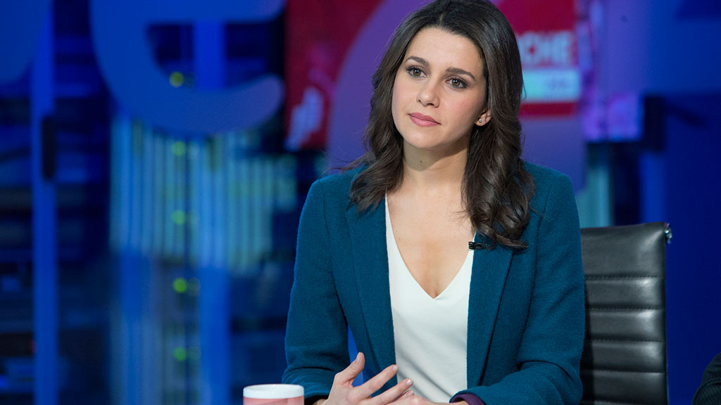 "Inés Arrimadas: ""Estoy convencida de que Sánchez va a dimitir"""