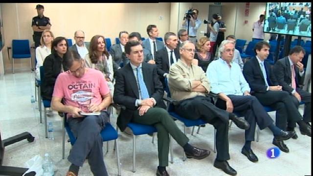 La Infanta Cristina torna al judici