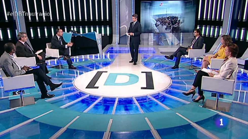 José I. Torreblanca debate en TVE sobre la migración en el Mediterráneo