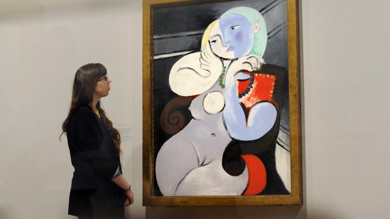 Una exposición en Londres repasa las influencias de Picasso en los artistas británicos