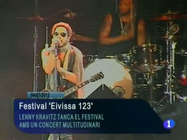 Informatiu Balear - 04/07/12