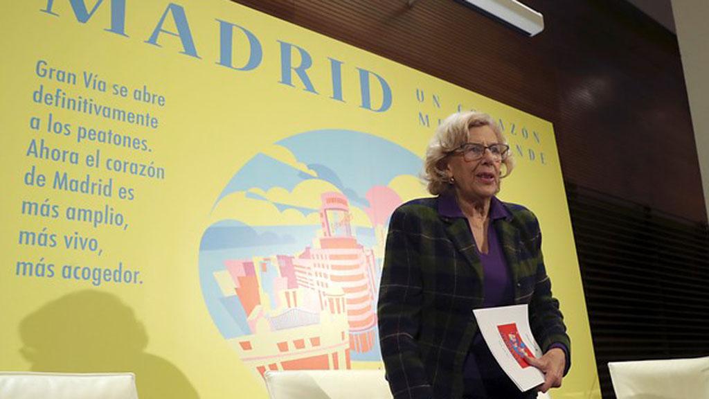 Informativo de Madrid 2 - 13/11/17