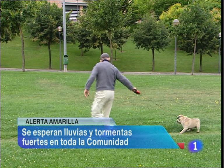 Informativo Telerioja - 06/08/13