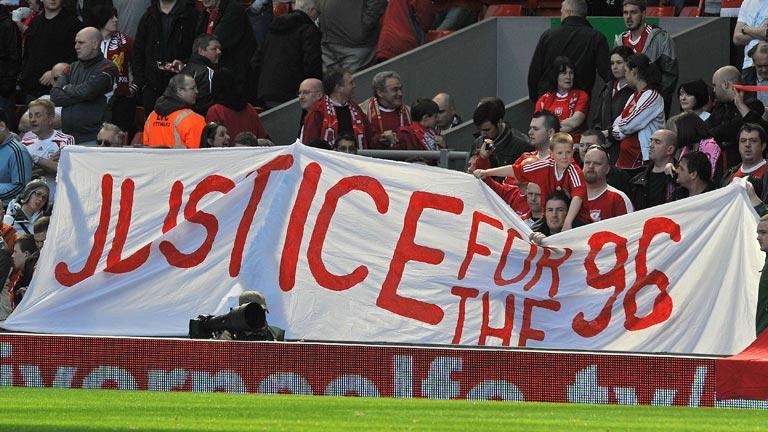 Informe Hillsborough, 96 muertos en el Liverpool-Nottingham Forest