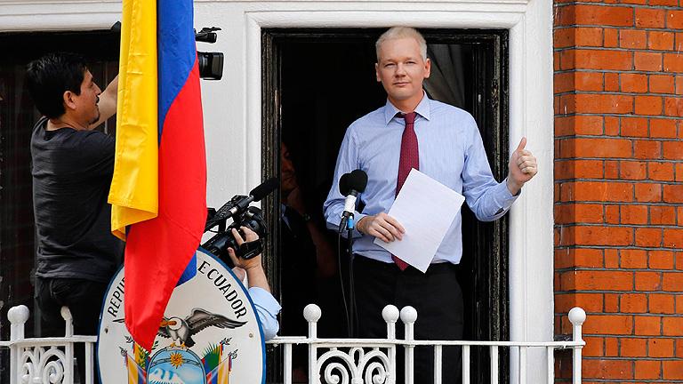 Informe Semanal: La 'guerra' de Assange
