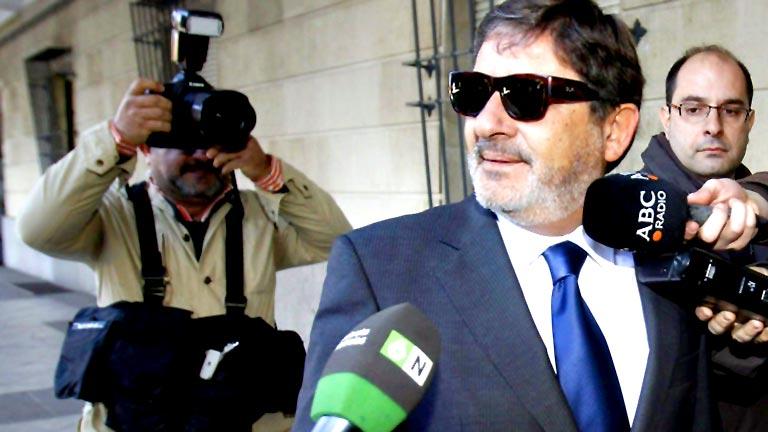 Ingresa en prisión el exdirector de Trabajo de la Junta de Andalucía por los ERE falsos