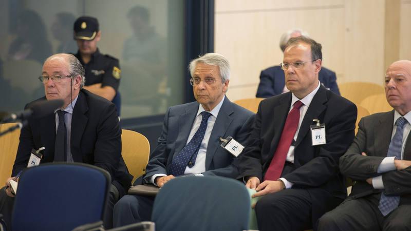 Ingresan en prisión los cinco exdirectivos de NCG Banco condenados por las indemnizaciones que se concedieron