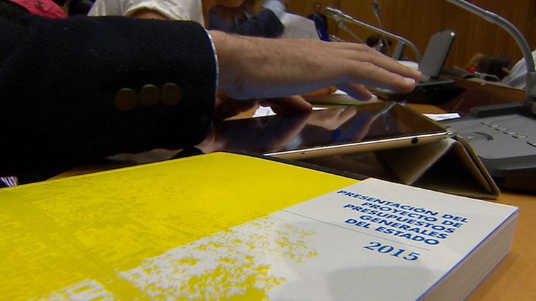 Los Presupuestos para 2015 contemplan una bajada de la recaudación por IRPF del 0,6%