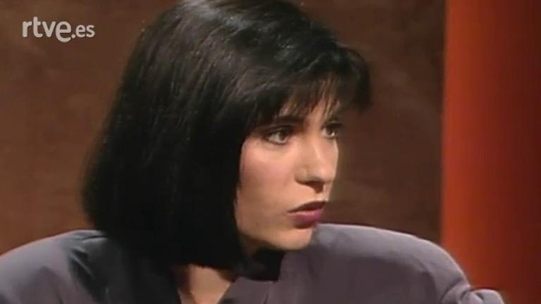 Concha García Campoy en 'Peligrosamente juntas' (1992)