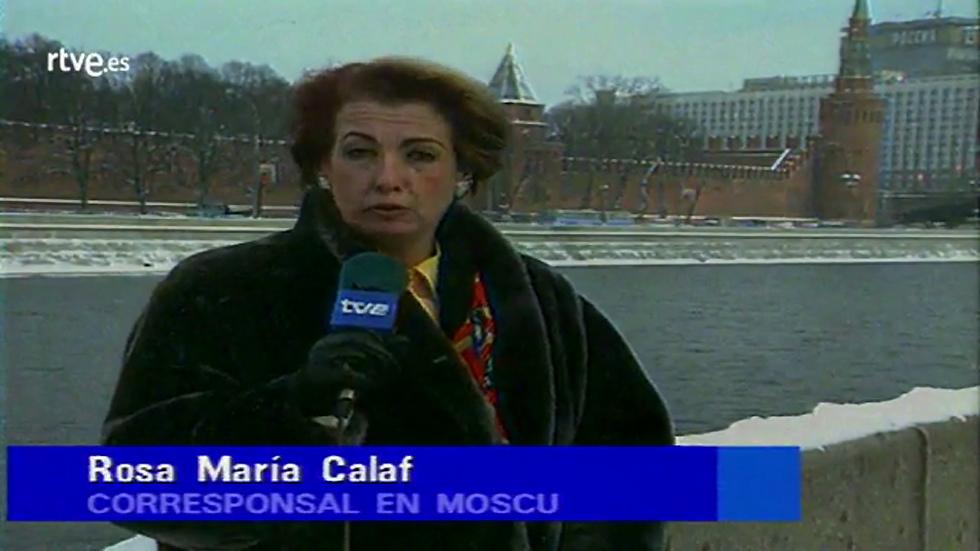 'Telediario inocente': Boris Yeltsin nació en Ronda (1996)