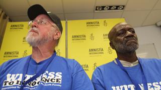 """Inocentes desde el corredor de la muerte: """"Somos supervivientes, no víctimas"""""""