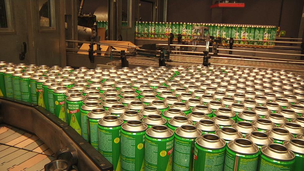 Fabricando Made in Spain - Insecticida
