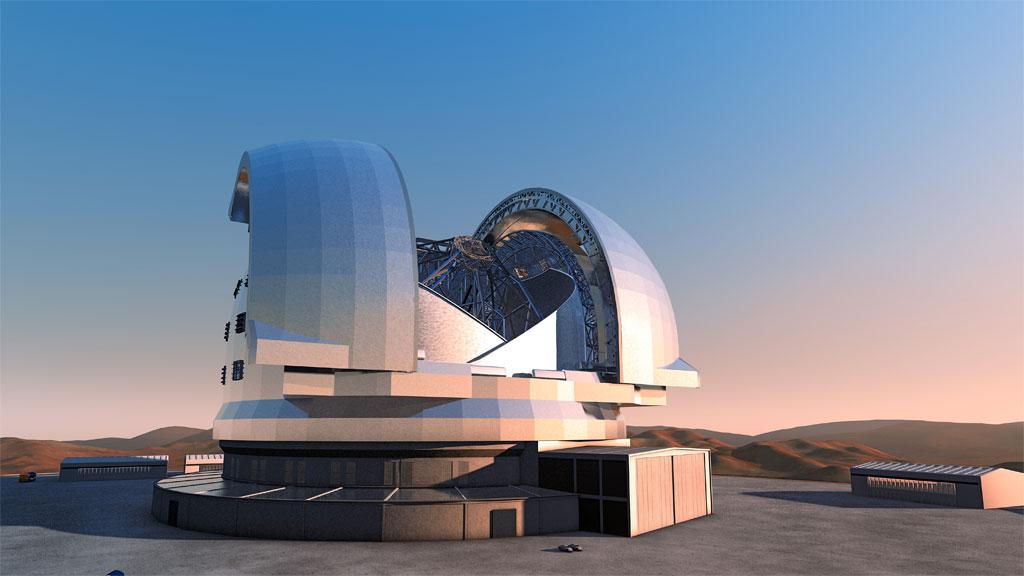 El instrumento del futuro Telescopio Gigante Europeo para observar las primeras etapas del universo