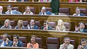 El PSOE pide la dimisión de la diputada del PP Andrea Fabra
