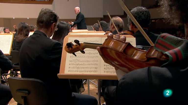 Los conciertos de La 2 - Integral Sinfonias de Beethoven Dia de la Música