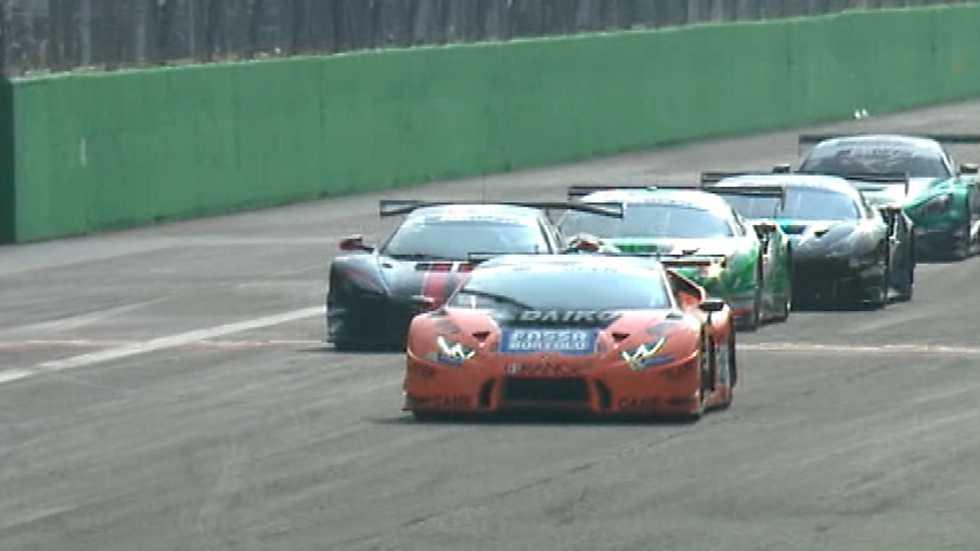 Automovilismo - Internacional GT Open 2ª Carrera desde Monza