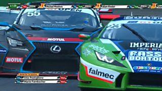 Automovilismo - Internacional GT Open 2ª Carrera desde Spa (Bélgica)