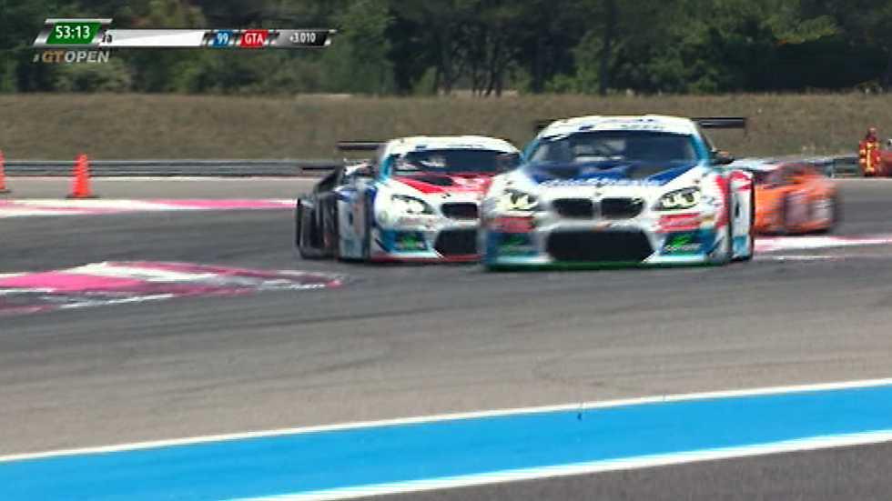 Automovilismo - Internacional GT Open 2ª carrera