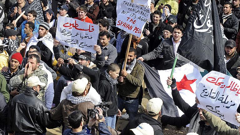 Internet acrecentó en 2011 su papel como medio de lucha contra las dictaduras