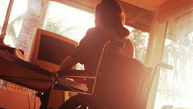 Navegar por Internet, una carrera de obstáculos para los discapacitados