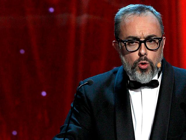 """Discurso de Álex de la Iglesia en los Goya: """"Internet es la salvación de nuestro cine"""""""