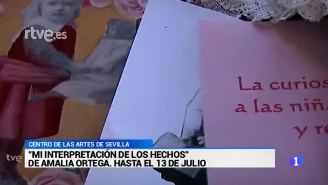"""""""Mi interpretación de los hechos"""", de Amalia Ortega, en el CAS"""