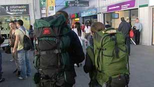 Más de 10.000 viajeros comprarán este verano un billete de Interrail en España