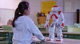 Intervenciones psicoeducativas con robots humanoides