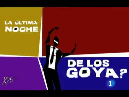 Ver vídeo  'Introducción de Buenafuente en los Goya'