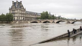Las inundaciones dejan en Francia cuatro muertos y 24 heridos