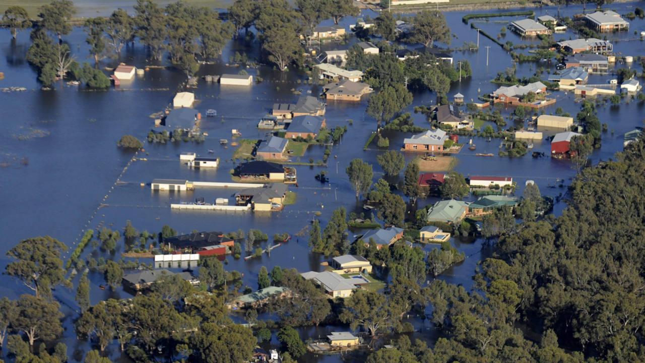 Las inundaciones son uno de los efectos más importantes provocados por El NIño.